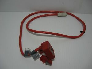 Bmw E60 5 series Battery Terminal Positive Cable Oem