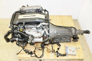 Jdm Nissan Silvia Sr20det S14 Engine Automatic Transmission 2 0l Turbo 240sx