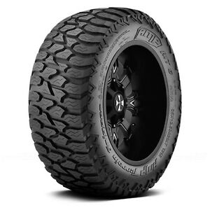4 305 60 18 Amp All Terrain Gripper At Mt Baja Mud Tires Set Atzp3 33 10 Ply