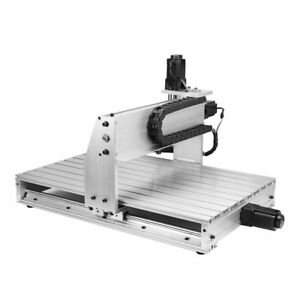 Hot 3d Axis 6040 Desktop Cnc Router Engraver Machine Drilling 3d Printer