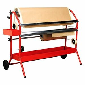 Tcp Global Mobile 36 Multi Roll Masking Paper Machine With Storage Trays A