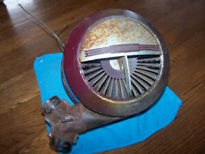 Vintagetropic Aire Car Truck Heater Chevy Ford Dodge International 30s 50s