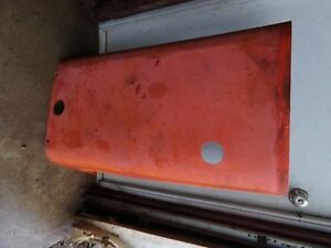 Allis Chalmers Wc Tractor Hood