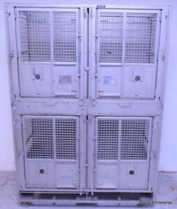 Lab Products Stainless Steel Animal Cage