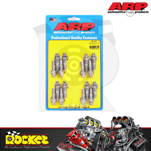 Arp 12 point Stainless Exhaust Header Studs Fits Sb Fits Ford Ar400 1404