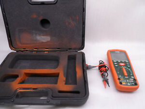 Extech Mg300 True Rms Multimeter Insulation Tester Vcc