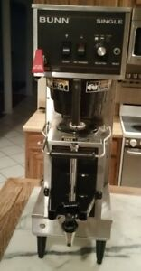 Bunn Commercial Coffeemaker With 1 5 Gallon Portable Server Local Pickup Only