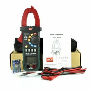 Mch 6008a Digital Clamp Multimeter Ac Dc Temperature And Frequency Capacitance F