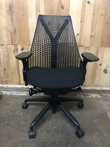 Herman Miller Sayl Office Chair Fully Adjustable Arms