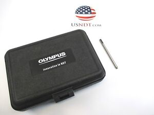 Olympus Panametrics 20 Mhz Immersion Transducer Ultrasonic Flaw Detector