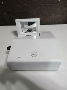 Dell S500wi Interactive Ultra Short Throw Vga Hdmi Hd Projector Used