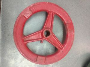 New Idea Mower Conditioner Pulley W403862d
