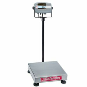Ohaus Defender 304 Stainless Steel Industrial Bench Scale 80500516 D51p300hx2