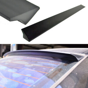 Usa Model V Type Roof Spoiler Wing Fit Honda Accord 9th Coupe 2013 15 Unpainted