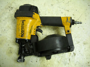 Bostitch Rn45 Coil Roofing Nailer Works Great