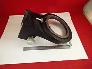 Microscope Part Nikon Japan Condenser Holder Metaplan As Is y5 d 08
