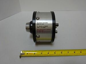 Wilcoxon F4 Vibration Shaker Force Accelerometer Testing As Is Bin tc 2
