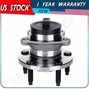Rear Fits Ford Edge Lincoln Mkx 2007 2008 2010 Wheel Hub And Bearing Assembly