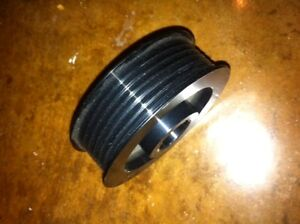 2 93 6 Rib Supercharger Pulley For Powerdyne Scorpion 20mm Bore