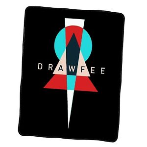 Drawfee Math Drawfee Custom Blanket