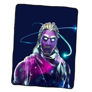 Galaxy Outfit 1 Custom Blanket