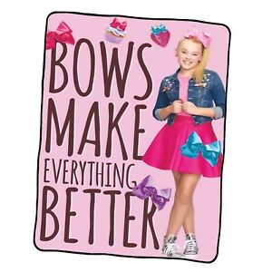 Jojo Siwa Quotes Custom Blanket