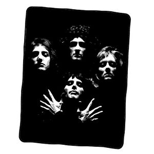 Queen Bohemian Rhapsody Custom Blanket