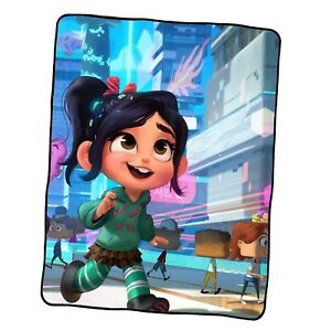 Ralph Breaks The Internet 2018 1 Custom Blanket