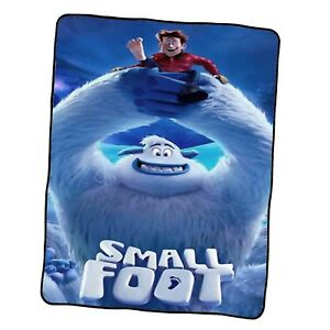 Smallfoot 2018 1 Custom Blanket