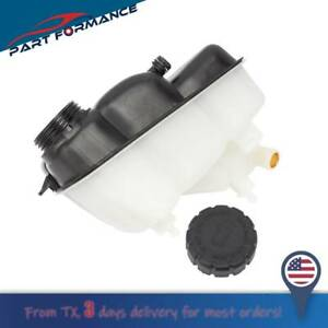 Radiator Coolant Overflow Expansion Tank Reservoir W Cap For Mercedes Cls Class