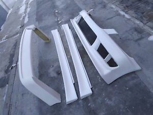 Bodykit Vertex Elixir Style For Lexus Is200 Is300 Sportcros Altezza Gita Gxe10