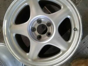 Wheel 17x8 Gt 5 Spoke Without Exposed Lug Nuts Fits 98 Mustang 139817