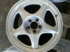 Wheel 17x8 Gt 5 Spoke Without Exposed Lug Nuts Fits 98 Mustang 139815