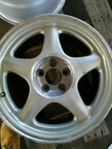 Wheel 17x8 Gt 5 Spoke Without Exposed Lug Nuts Fits 98 Mustang 139818