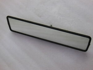 Large Inside Rear View Mirror For Semi Truck Van Bus Or Rv 16 X 4 New