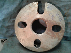 Lathe Face Plate 2 Inch 8 Tpi 6 9 16 South Bend Hardinge Leblond Atlas