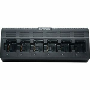 Kenwood Protalk Ksc 256k Six Unit Charger Cup For Is Radios