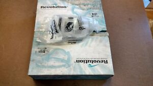 Lot Of 22 Allsafe Co 10506 Box Of 12 Replacement Goggle Clear Lens