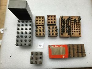 Ch Hanson 20250 3 16 Standard Steel Letter Stamp 20561 And Lots More