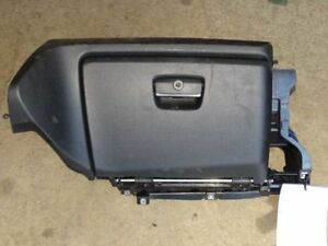 2009 Bmw 128i Coupe Right Hand Front Glove Box Black