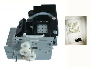 Mutoh Vj1204 1604e 1624 1604a 1304 Maintenance Assembly with Cap Top Df 49686