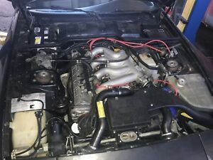 1986 Porsche 944 Turbo 2 5l Used Engine Package W dme Harness