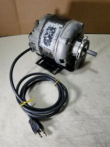 Emerson Belted Drive Fan Blower Motor 1 4hp 115v S60cxsfb 5553 Refurbished