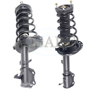 Fits For 2004 2006 Lexus Rx330 Rear Complete Struts Coil Springs Quick Assembly