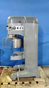Hobart V1401dd 140 Qt Mixer Rebuilt Great Condition