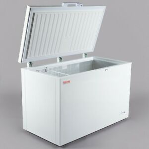 55 14 4 Cu Ft White Commercial Chest Freezer 115 Volts