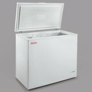 31 5 3 Cu Ft White Commercial Chest Freezer 115 Volt