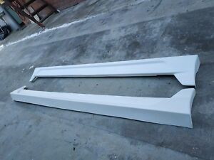 Side Skirts Chargespeed Style For Lexus Is200 Is300 Toyota Altezza Sxe10