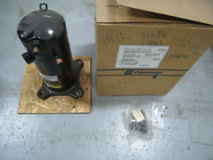 New Copeland Zr42k3 pfv 830 Compliant Scroll Compressor 208 230v 1ph