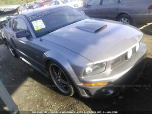 Air Cleaner 4 6l 3v Excluding Shelby Gt Fits 05 09 Mustang 1142410